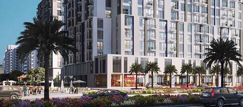 NSHAMA Una Apartments for Sale in Dubai