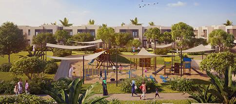 NSHAMA Safi Townhouses for Sale in Dubai