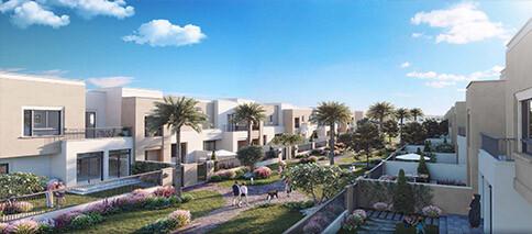 NSHAMA Sama Townhouses for Sale in Dubai