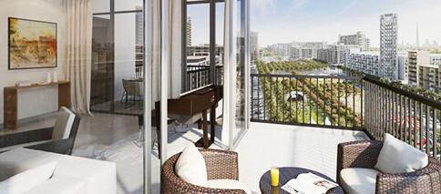 NSHAMA Warda Apartments for Sale in Dubai