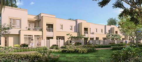 NSHAMA Naseem Townhouses for Sale in Dubai